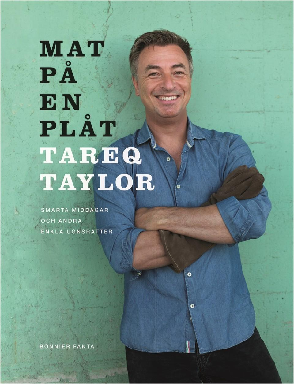 Kokboken Mat på en plåt av Tareq Taylor