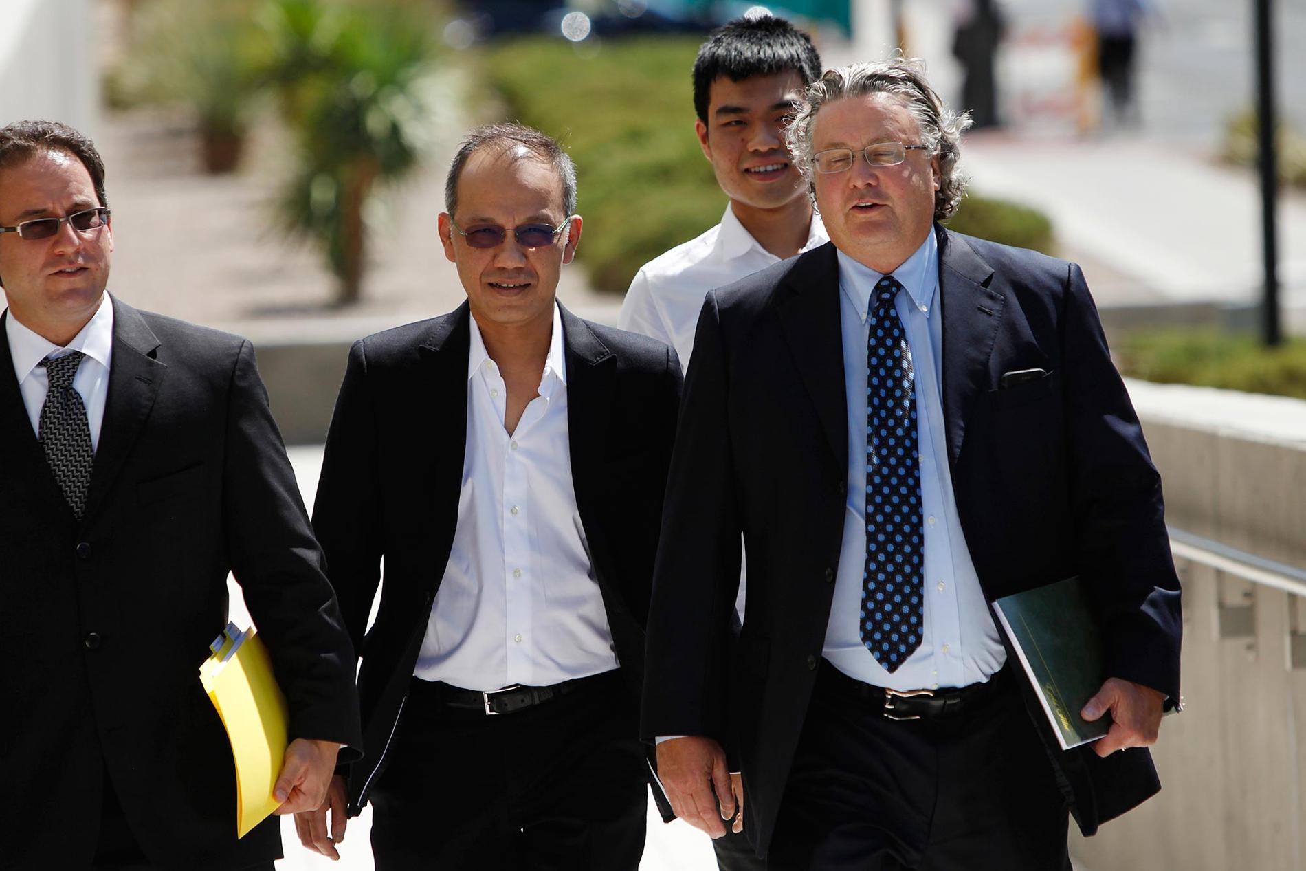 Paul Puha tvingas till domstolen trots allt.