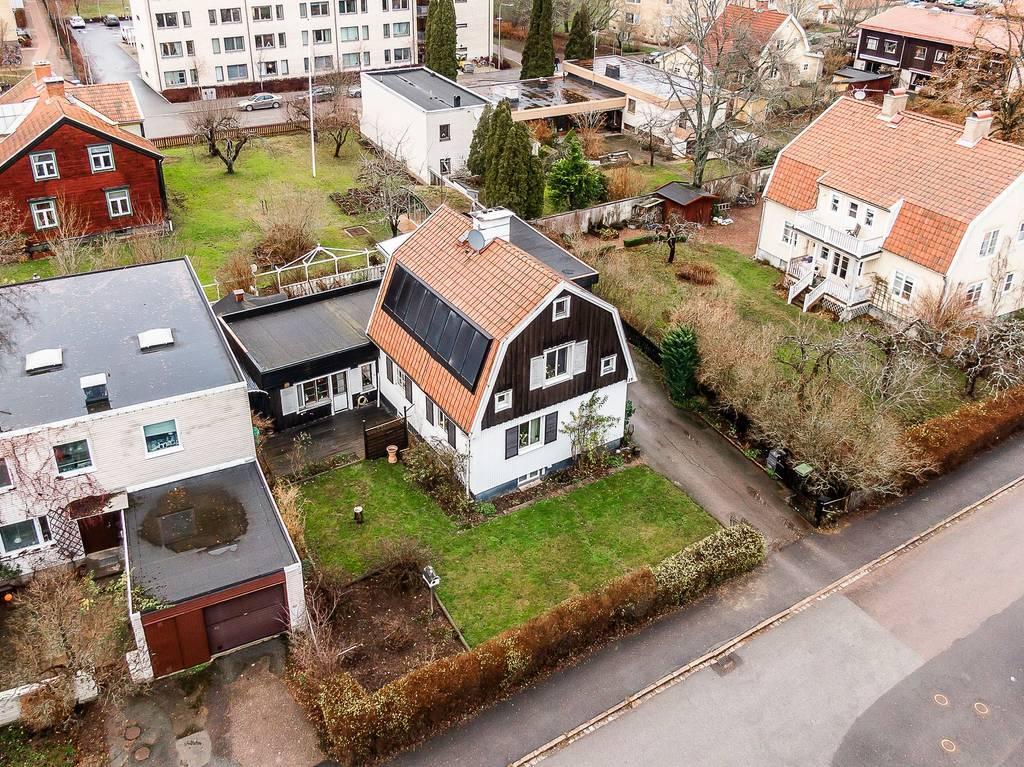 Stabby, Uppsala.