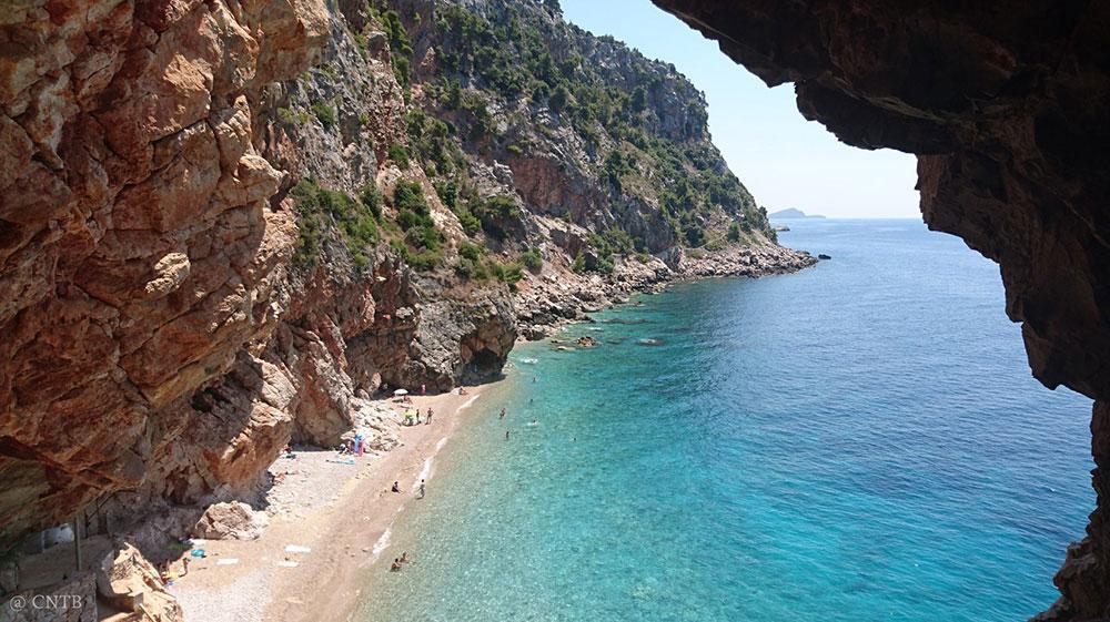Stranden Pasjača är Europas vackraste enligt European Best Destinations.