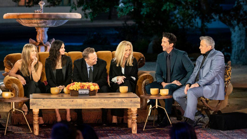 """Friends: the reunion""."