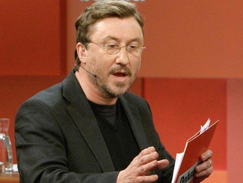 "Janne Josefsson i ""Debatt"""