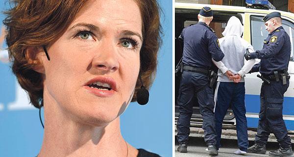 Polisen behöver bättre verktyg och förutsättningar att kunna göra sitt jobb, skriver Anna Kinberg Batra.