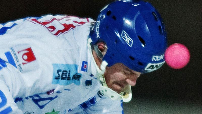 Mattias Nordin och hans Vänersborg knep sista slutspelsplatsen.