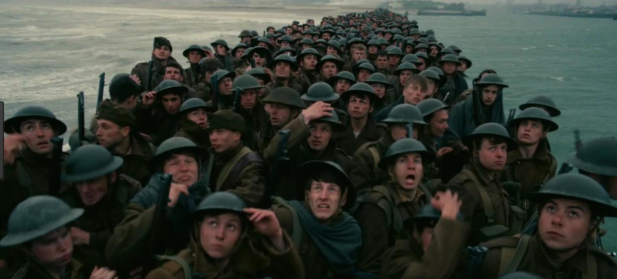 """Dunkirk"" – en lysande besvikelse."