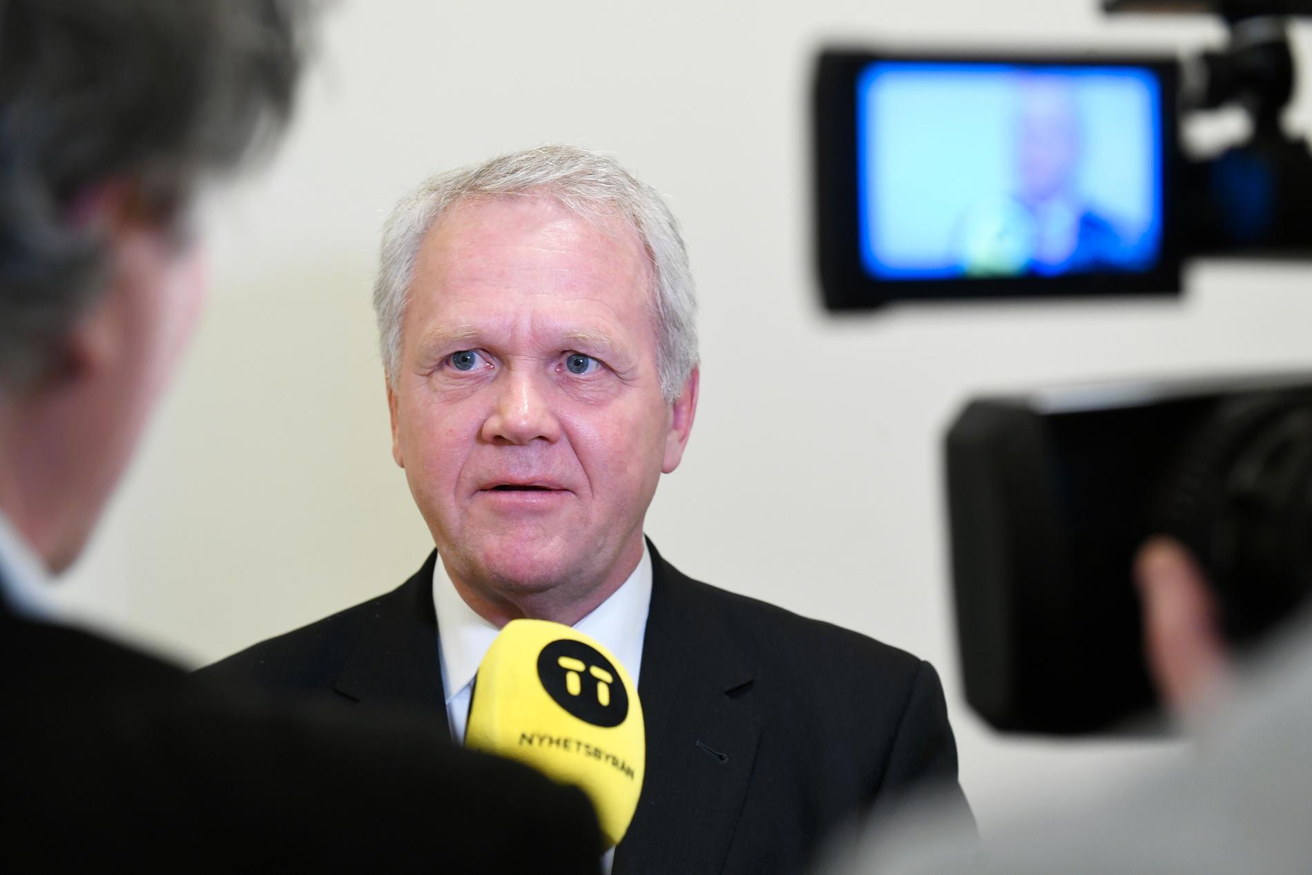 Göran Hjalmarsson är målsägarbiträde. Arkivbild.
