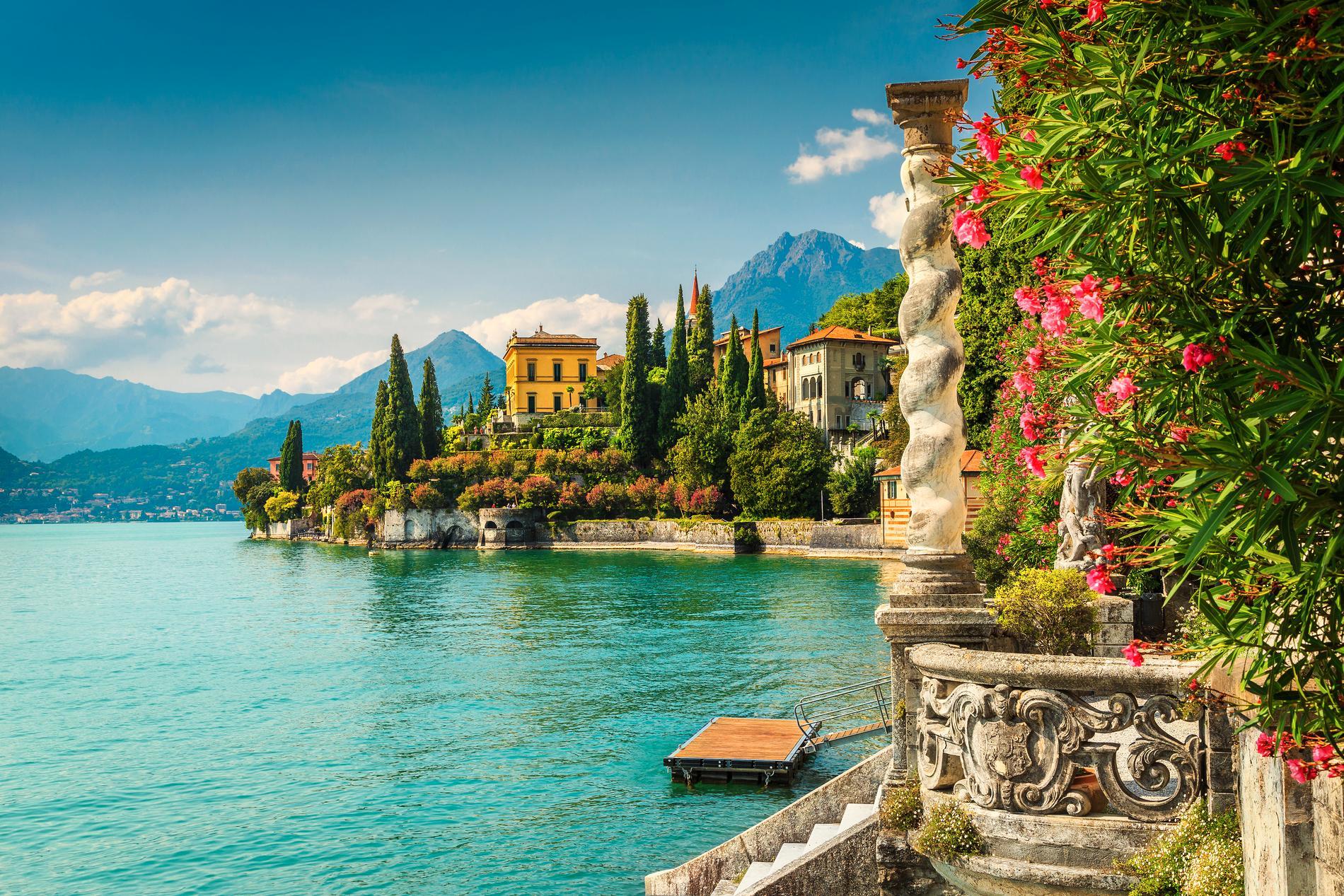 Italienare lever näst nyttigast, enligt rankingen.