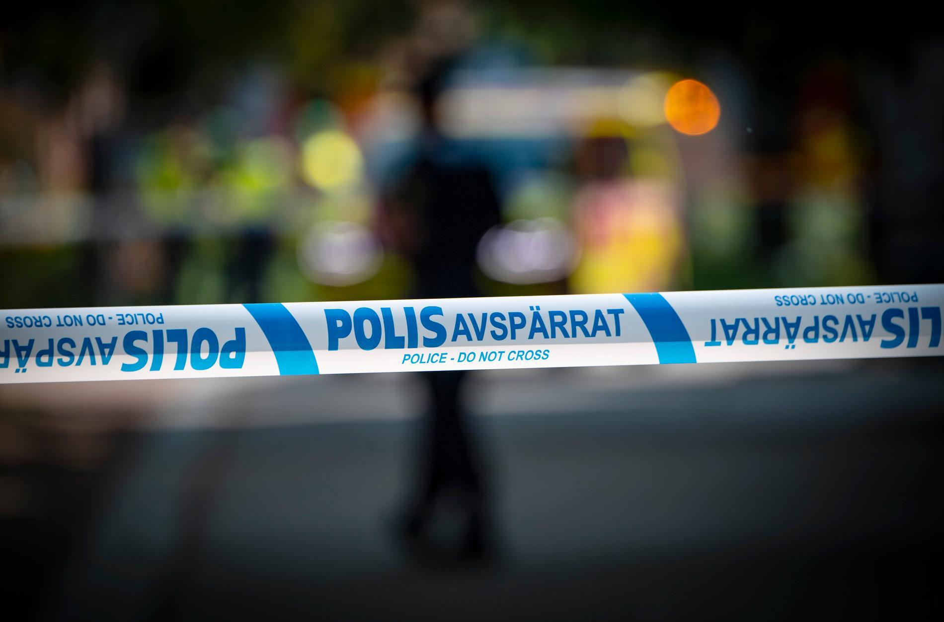 En person har skjutits i Västerås. Arkivbild.