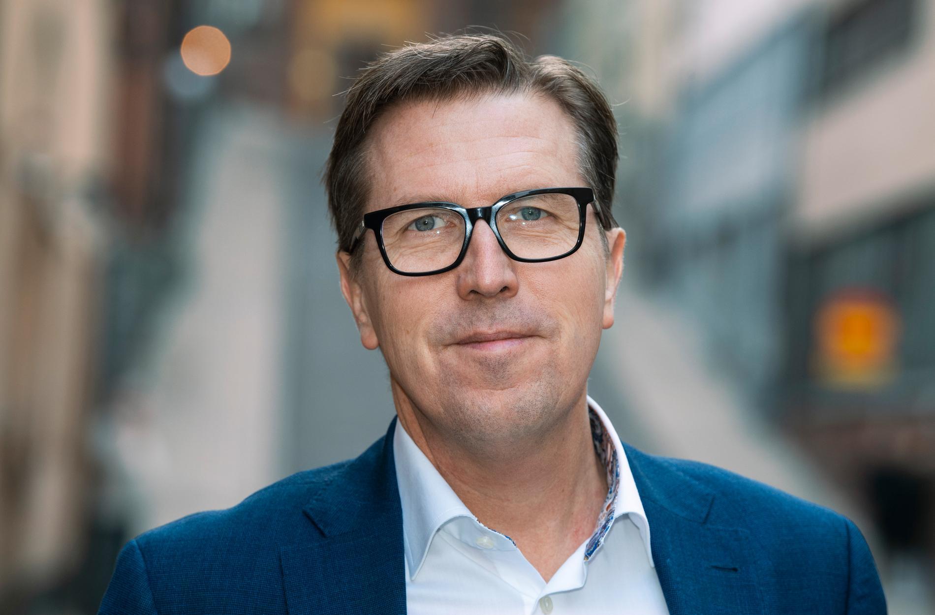 Marcus Strömberg är vd för Academedia.