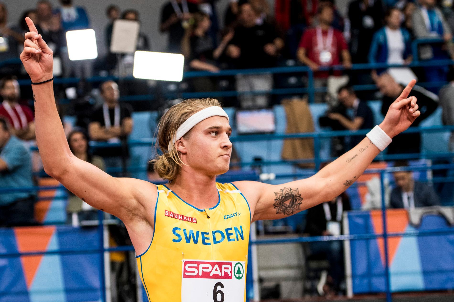 Fredrik Samuelsson.