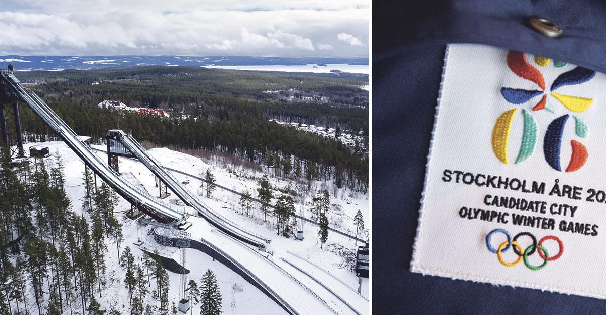 Stockholm är ett steg närmare OS 2026.