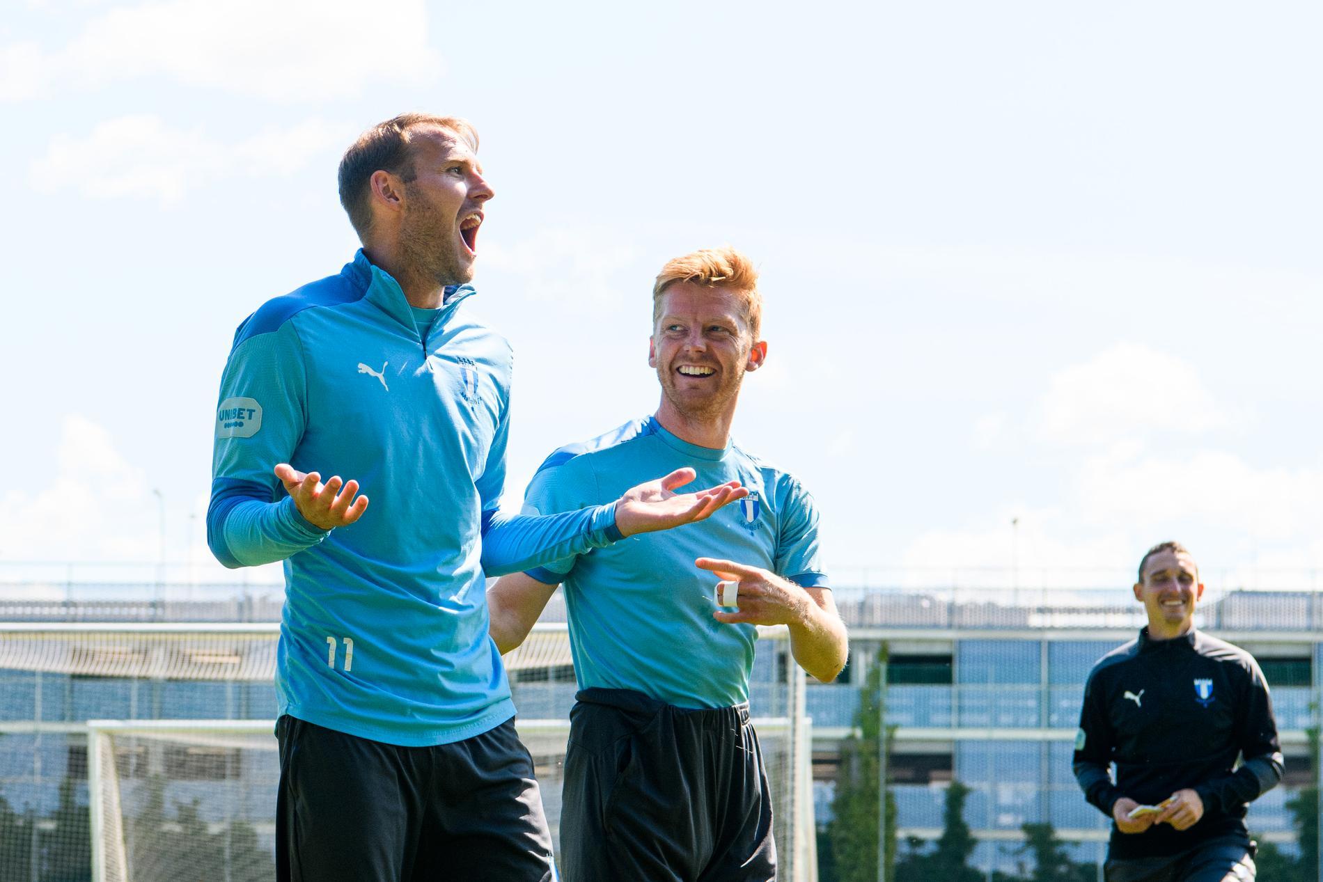 MFF-stjärnorna Ola Toivonen och Anders Christiansen rankas högst i nya Fifa-spelet.