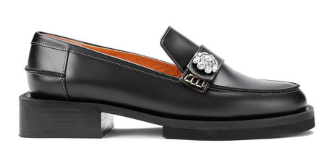 Loafers från Ganni