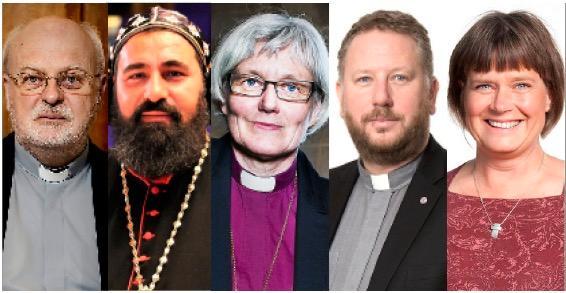 Den svenska migrationspolitiken ger förödande konsekvenser för människor på flykt, skriver presidiet för Sveriges kristna råd.
