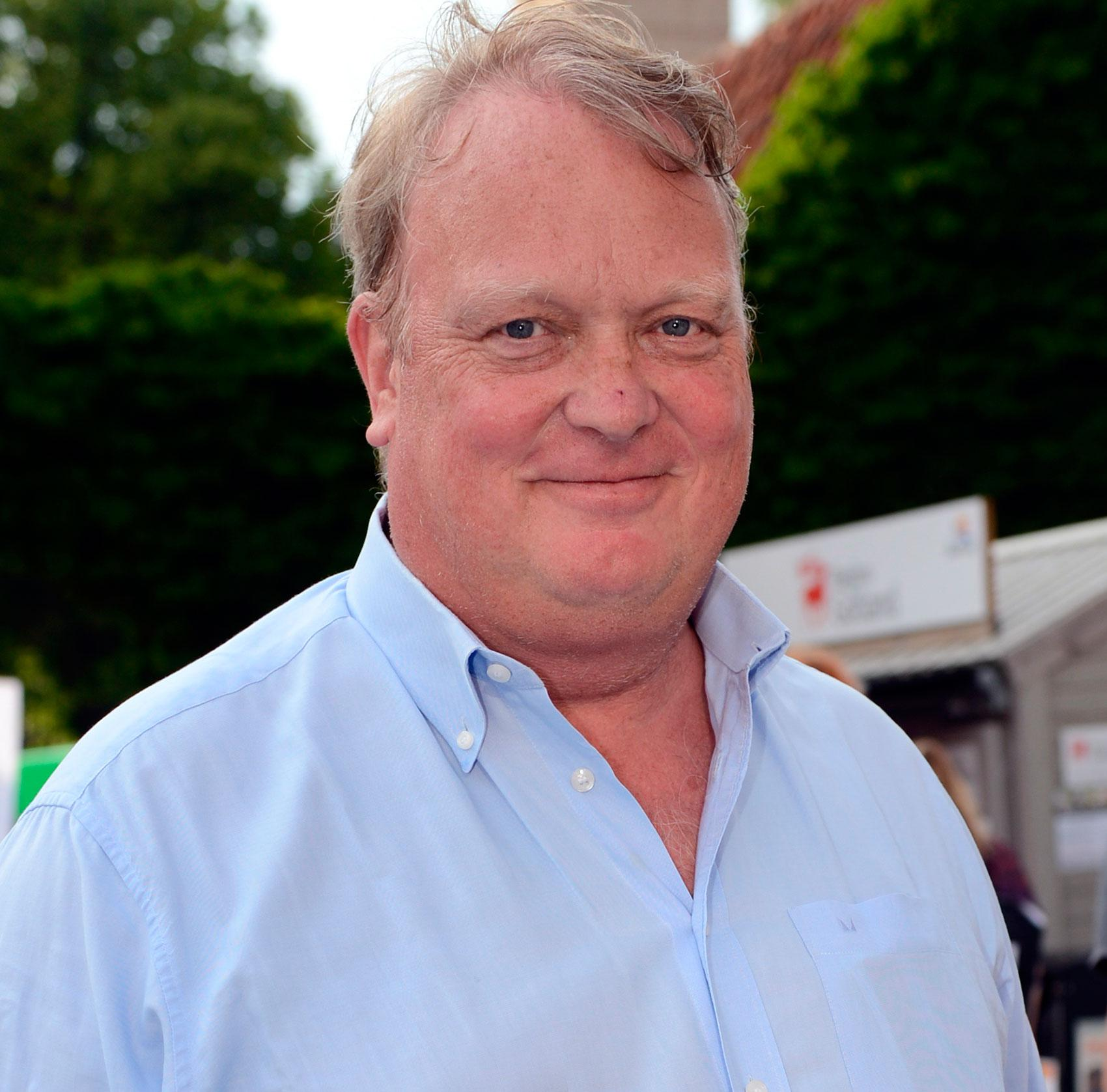 Mikael Odenberg.