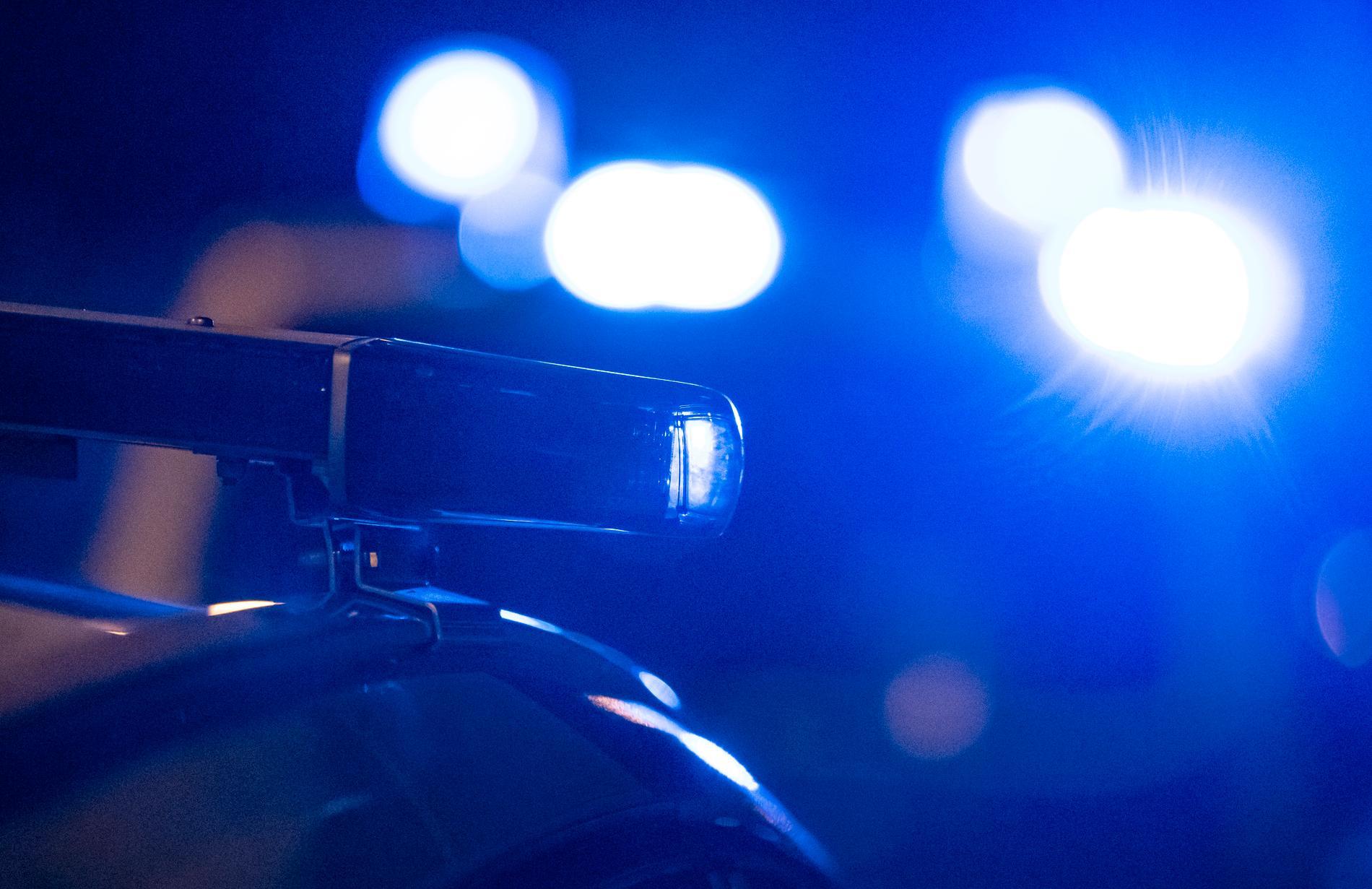 Natten till torsdag slog polisen till mot en lada i sydvästra Skåne. Sex personer har anhållits för människorov. Arkivbild.