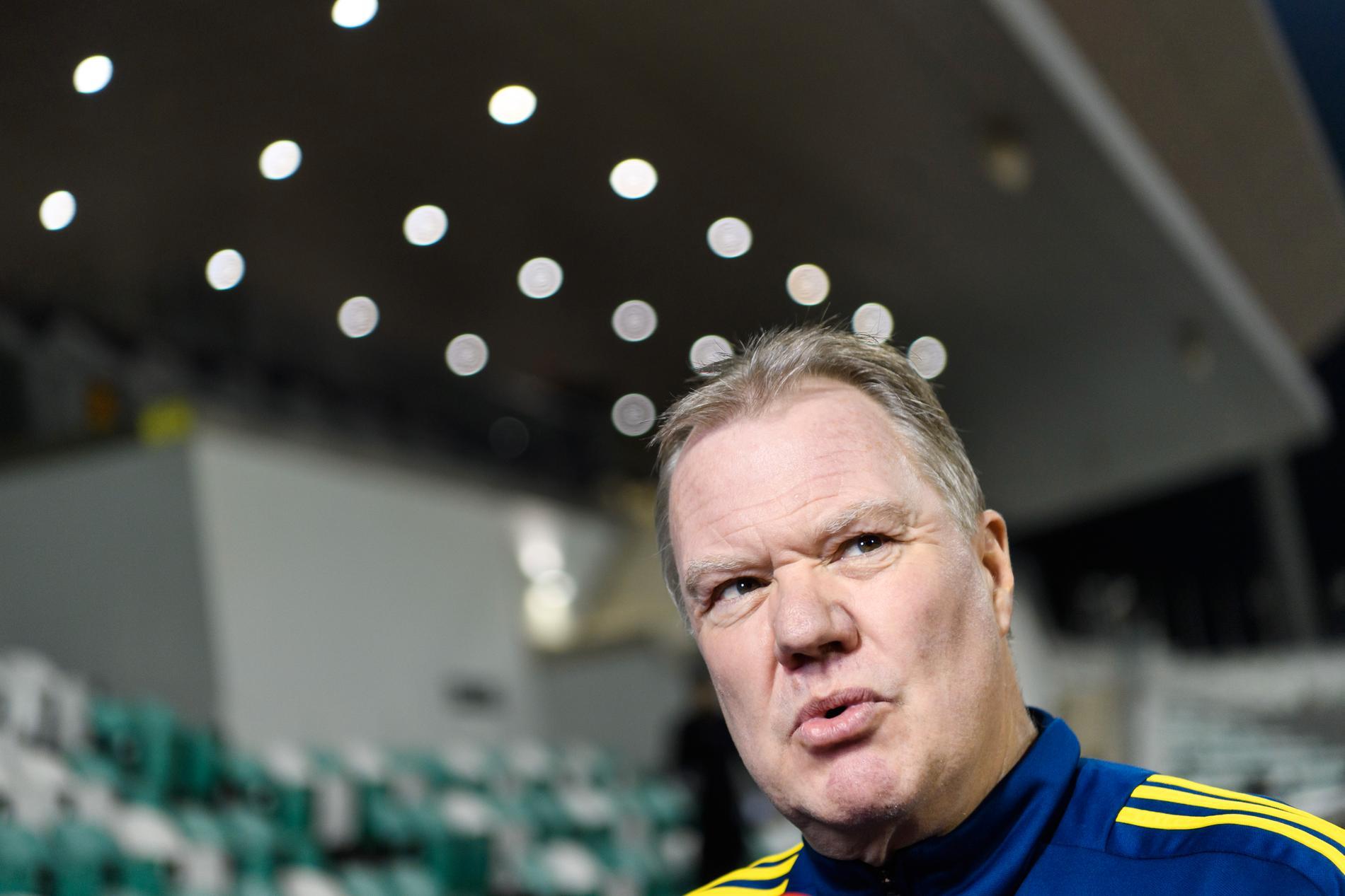 Karl-Erik Nilsson får kritik från norskt håll.