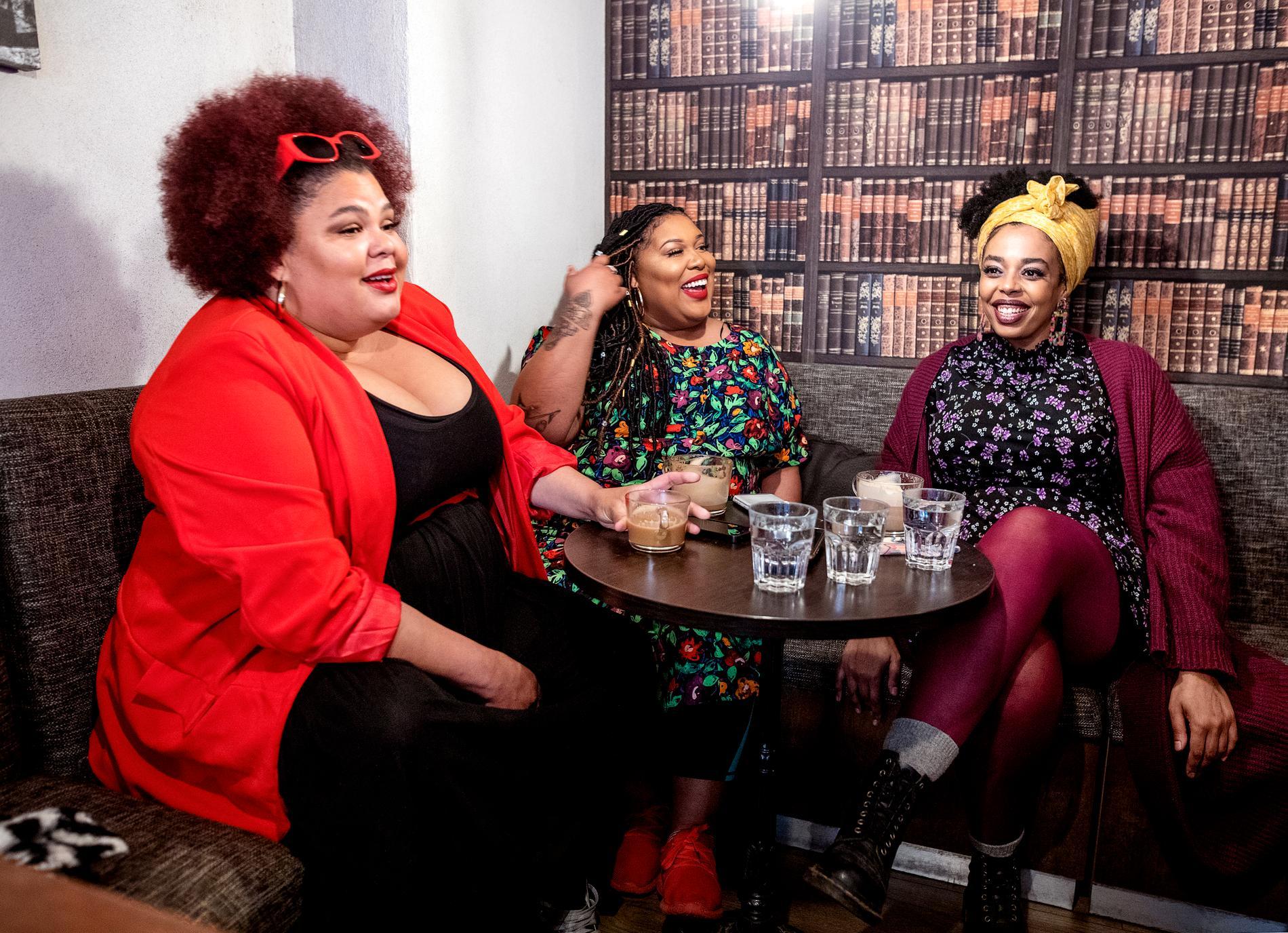 Loulou Lamotte, Ashley Haynes och Dinah Yonas Manna skulle helst se att SVT ger The Mamas en direktplats till nästa års Eurovision efter att tävlingen ställts in 2020.