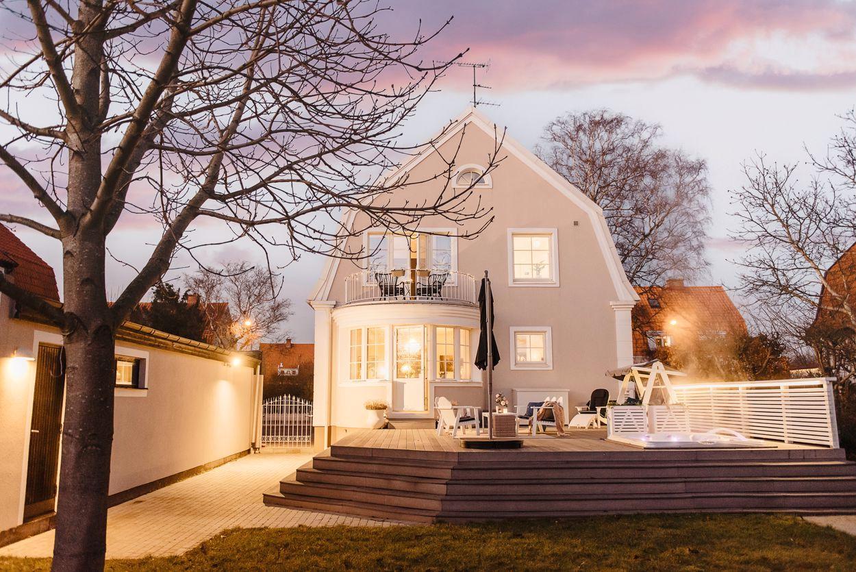 Denna villa klickades mest på Hemnet i Malmö förra veckan.
