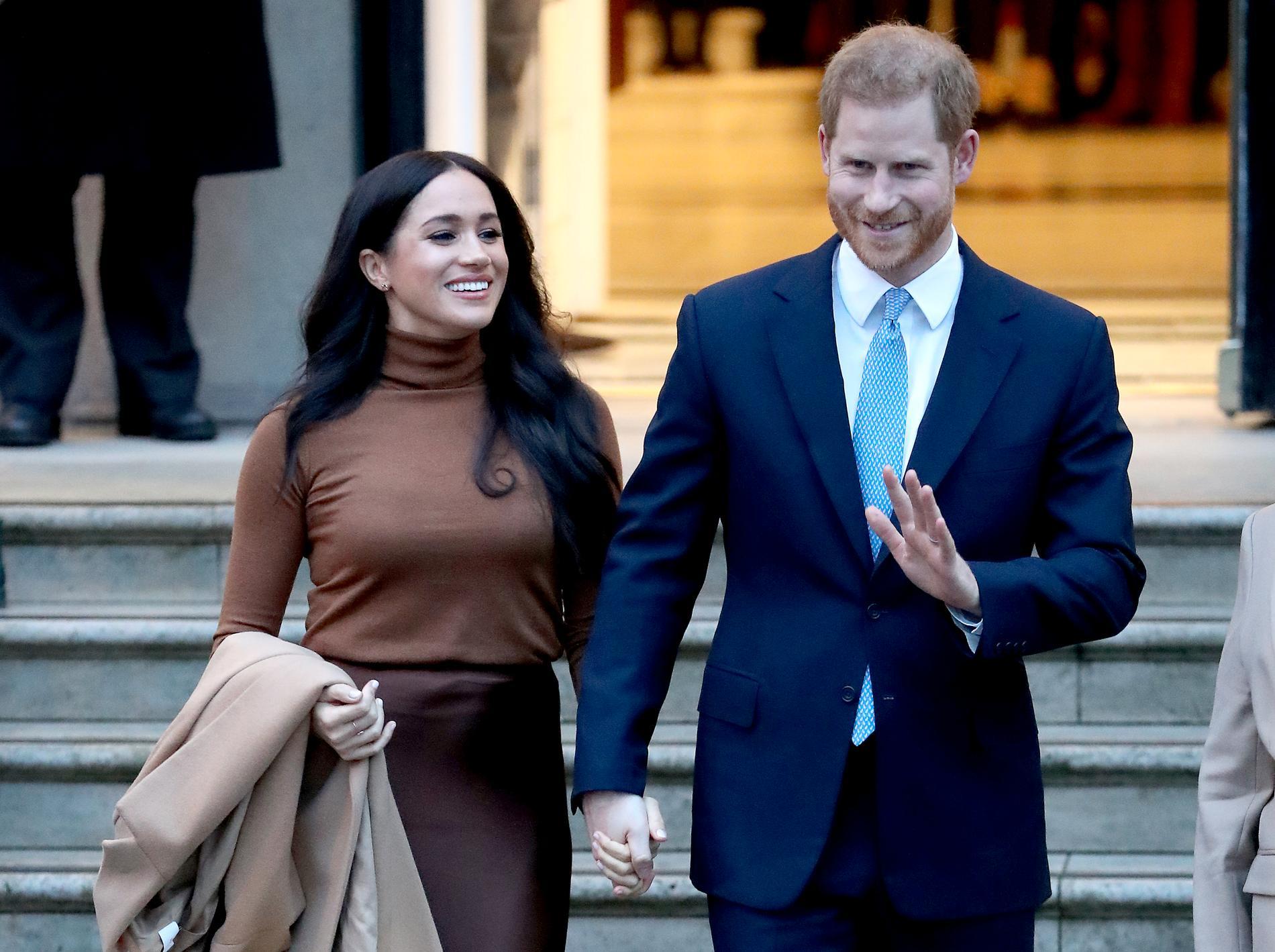 Prins Harry och Meghan Markle gav upp det kungliga livet, men valet var svårare än de tänkt sig.