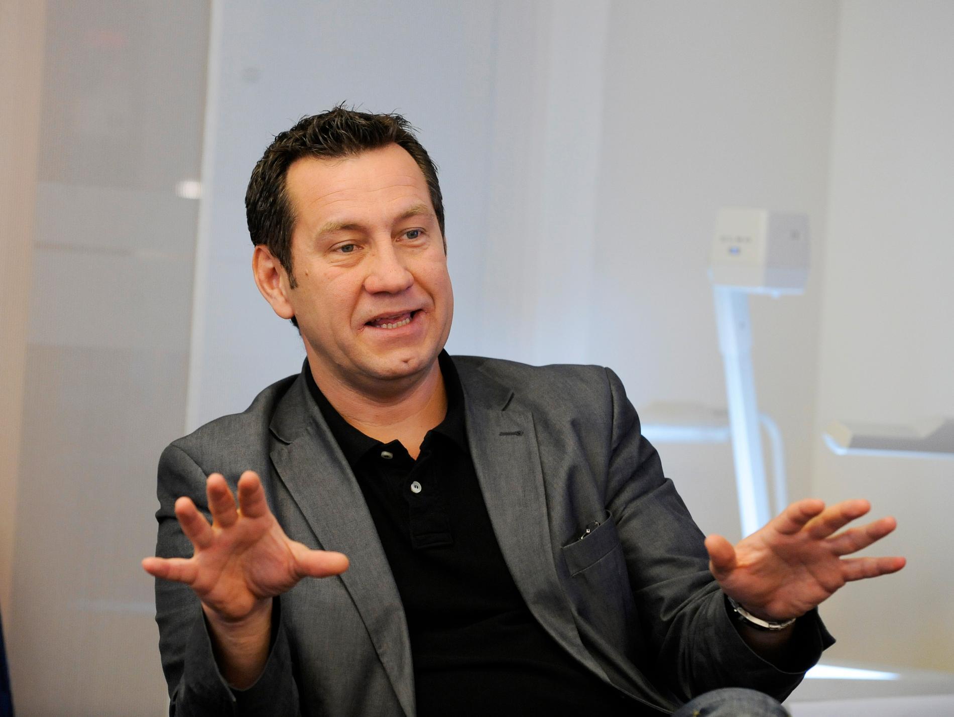 Sandro Scocco är chefsekonom för tankesmedjan Arena idé som presenterar en ny rapport på Almedalen.