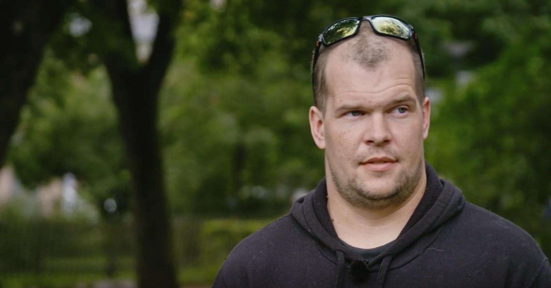 Karl-Henrik, 32, Björklige.