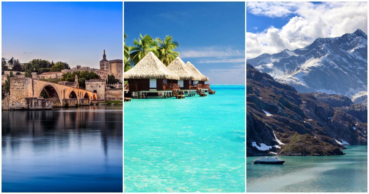 Europeisk charm, kristallklart vatten eller mäktiga berg. Nog finns det något för alla.
