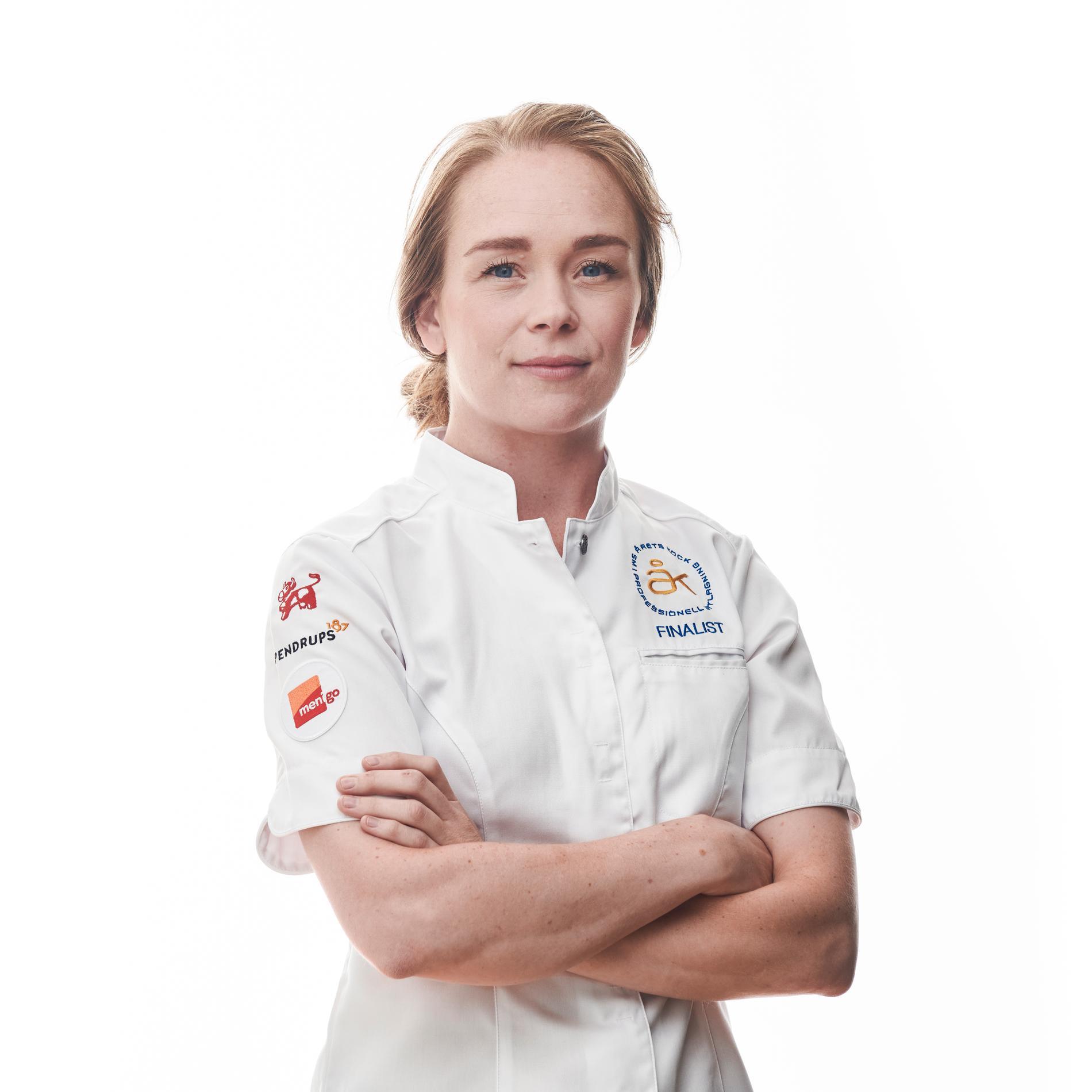 Louise Johansson är en av åtta tävlande i Årets kock 2021 som avgörs 16 september.
