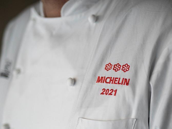 Drömmen att bli en stjärnkrog i Guide Michelin.