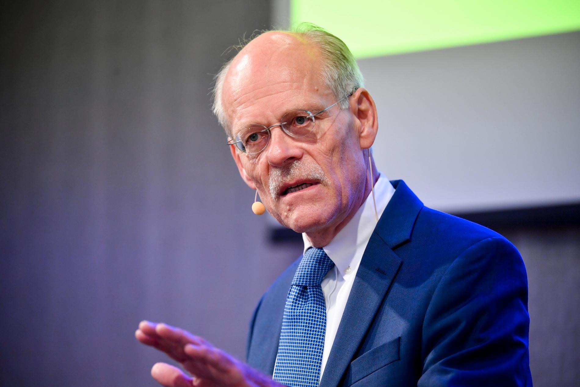 Stefan Ingves, riksbankschef.