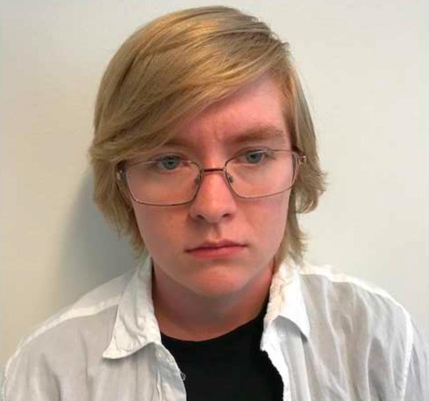 Leonard Höglind, dömd till 18 års fängelse.