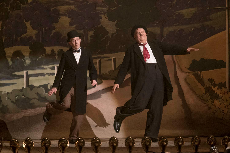 Steve Coogan och John C Reilly imponerar som komikerna.