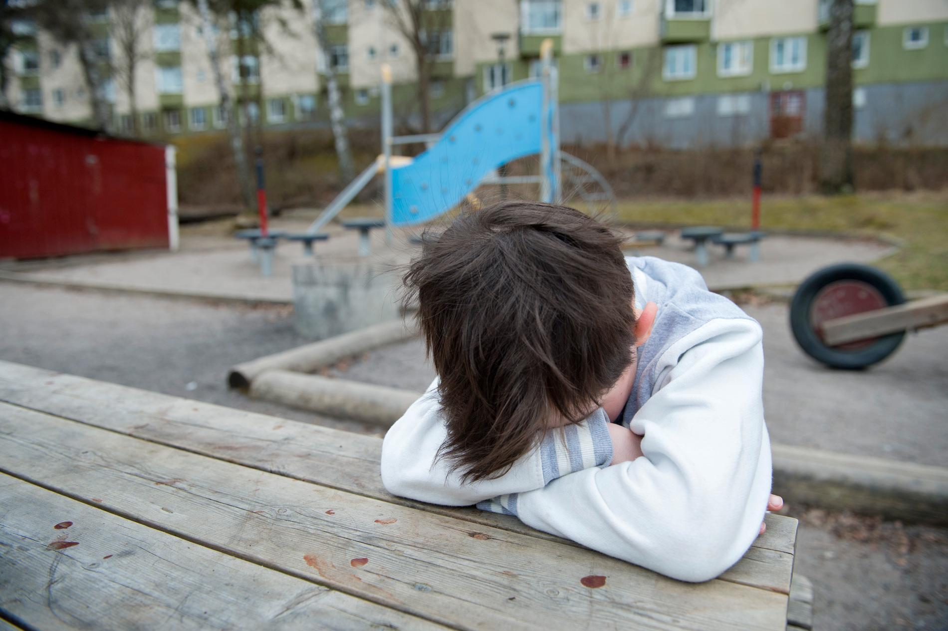 Ökad ohälsa bland barn och unga.