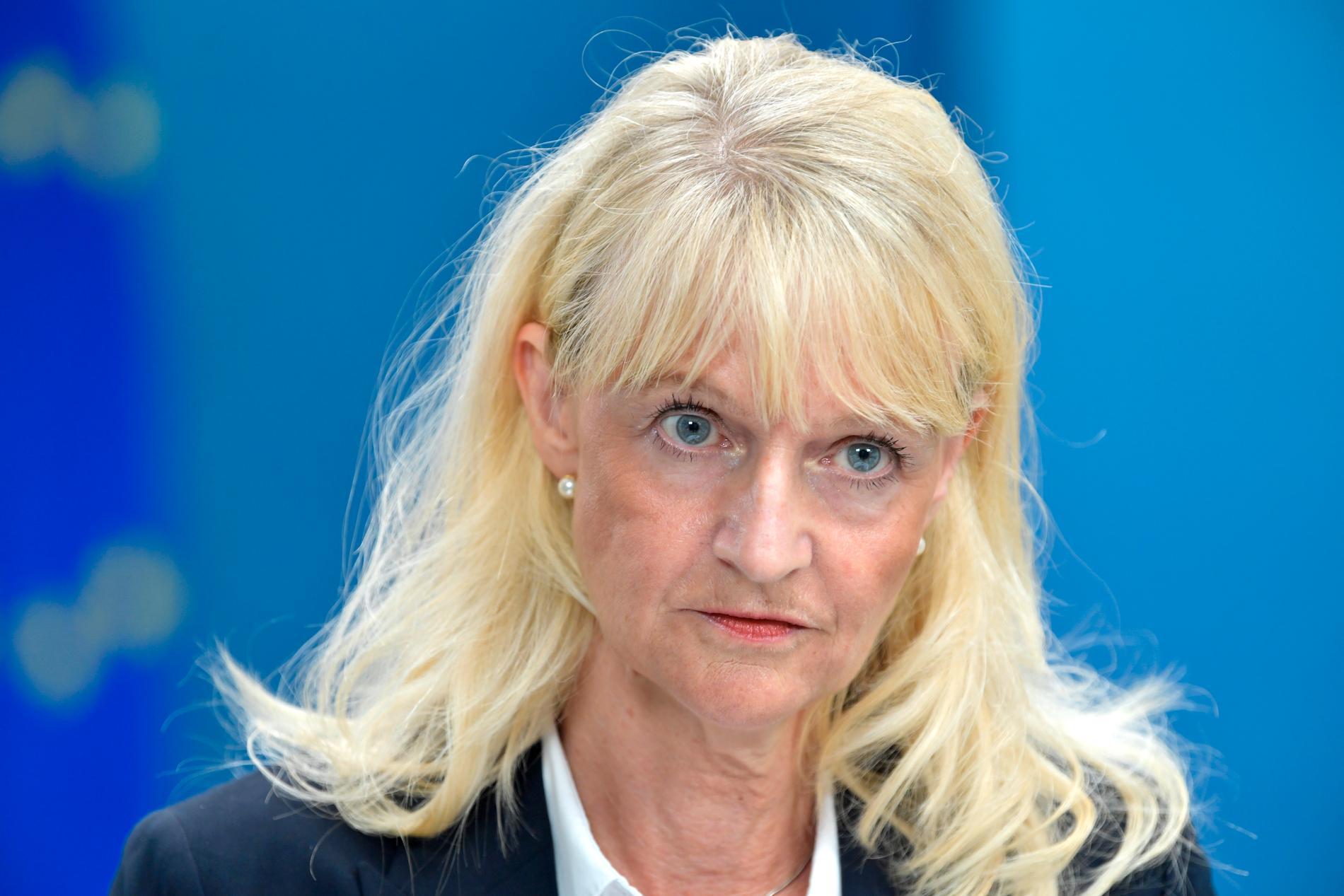 Charlotte von Essen har utsetts till ny säkerhetspolischef. Arkivbild.