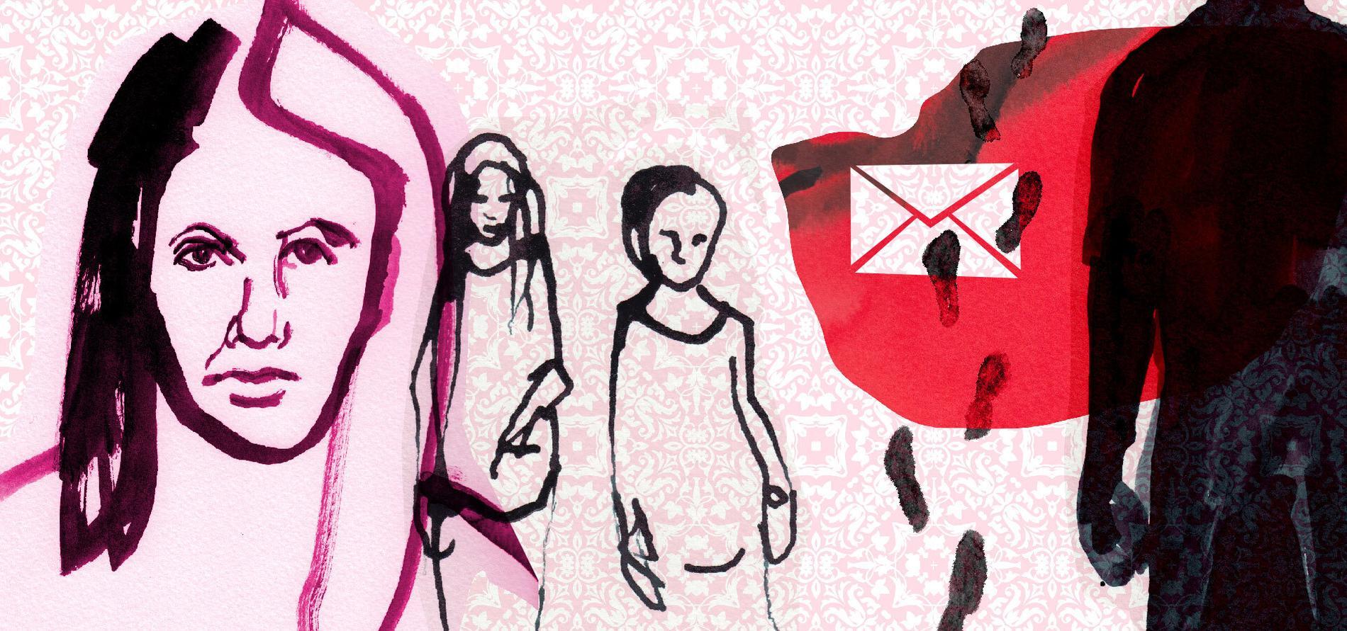Nästan 800 kvinnor i Sverige lever gömda.