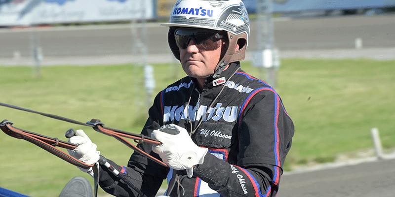 Toppkusken Ulf Ohlsson missar superdagen med SM-loppen på Åbytravet.