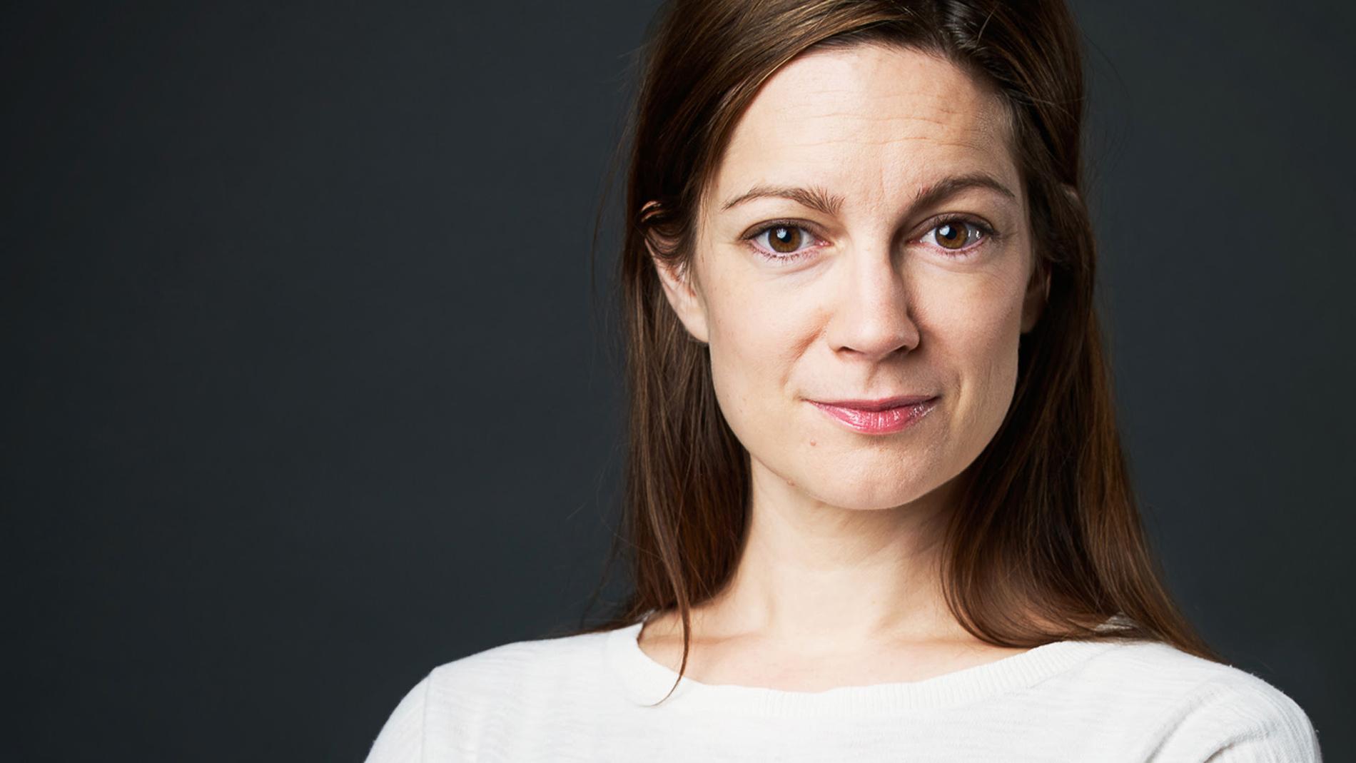 """Emma Peters spelar Katja i den nya säsongen av """"Bonusfamiljen""""."""