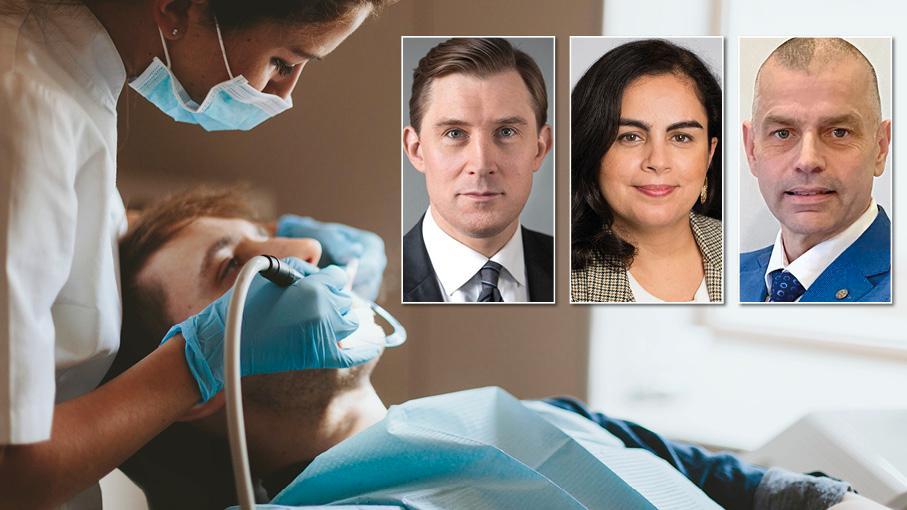 Stödet bland väljarna för att jämställa tandvården med övrig vård är stort och S bör göra tandvården till en av de stora valfrågorna 2022. Vi är övertygade om att det är en valvinnande fråga, skriver Henrik Fritzon, Talla Alkurdi och Håkan Linnarsson.
