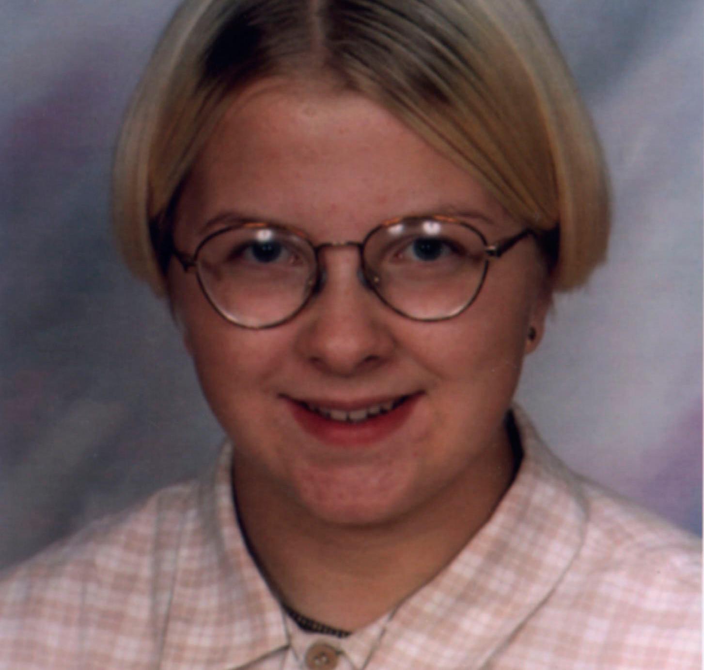 Malin Lindström blev bara 16 år.