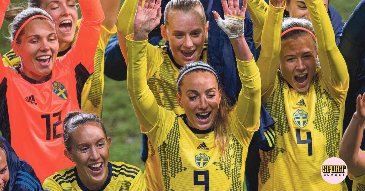 Sverige jagar en ny medalj i OS-fotbollen 2021.