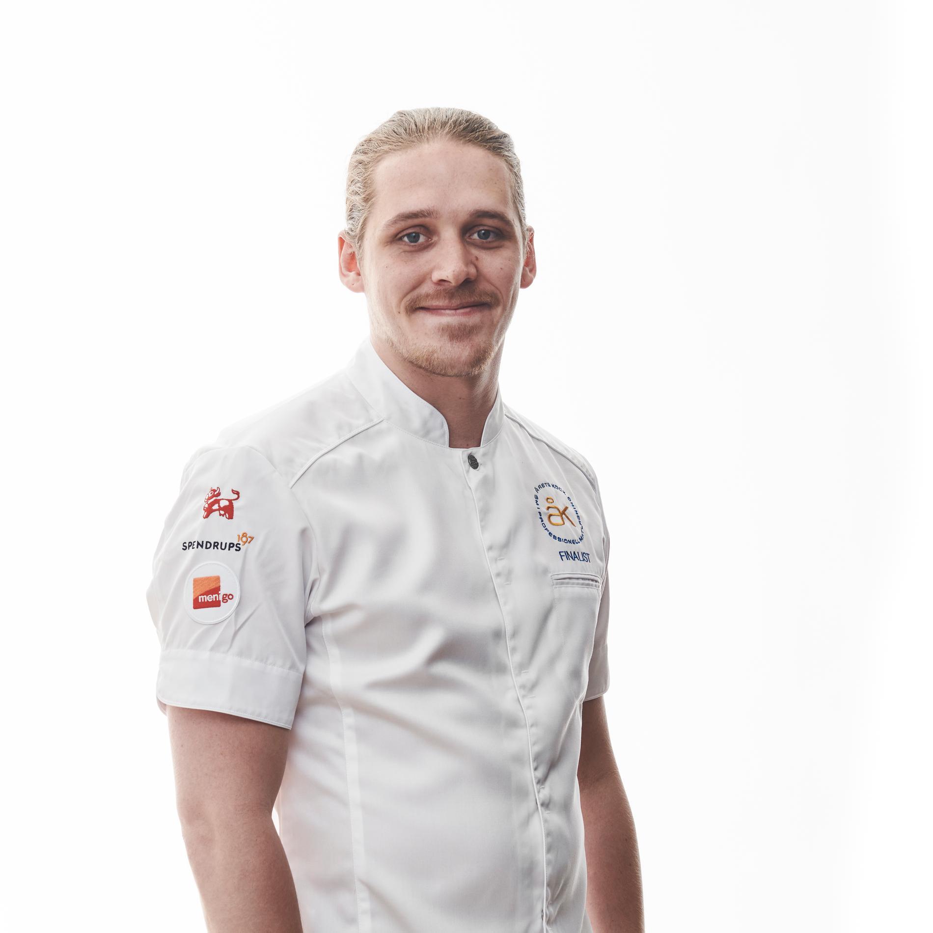 Henric Herbertsson har tävlat i matlagning flera gånger tidigare.