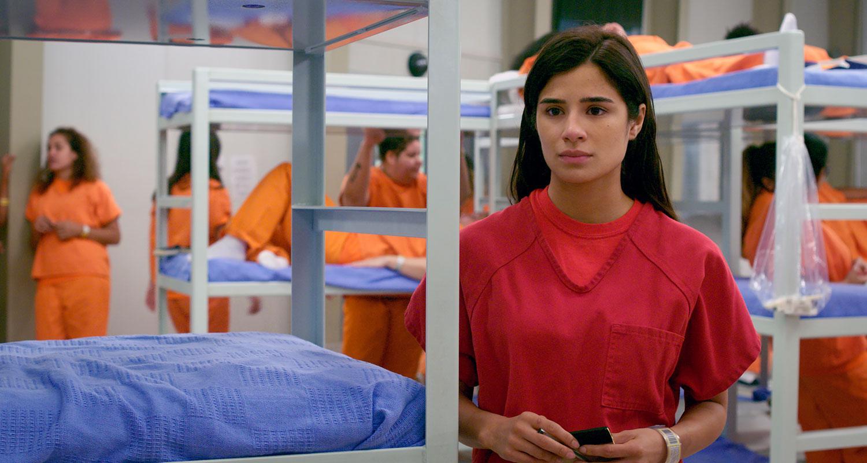 Diane Guerrero spelar Maritza Ramos.