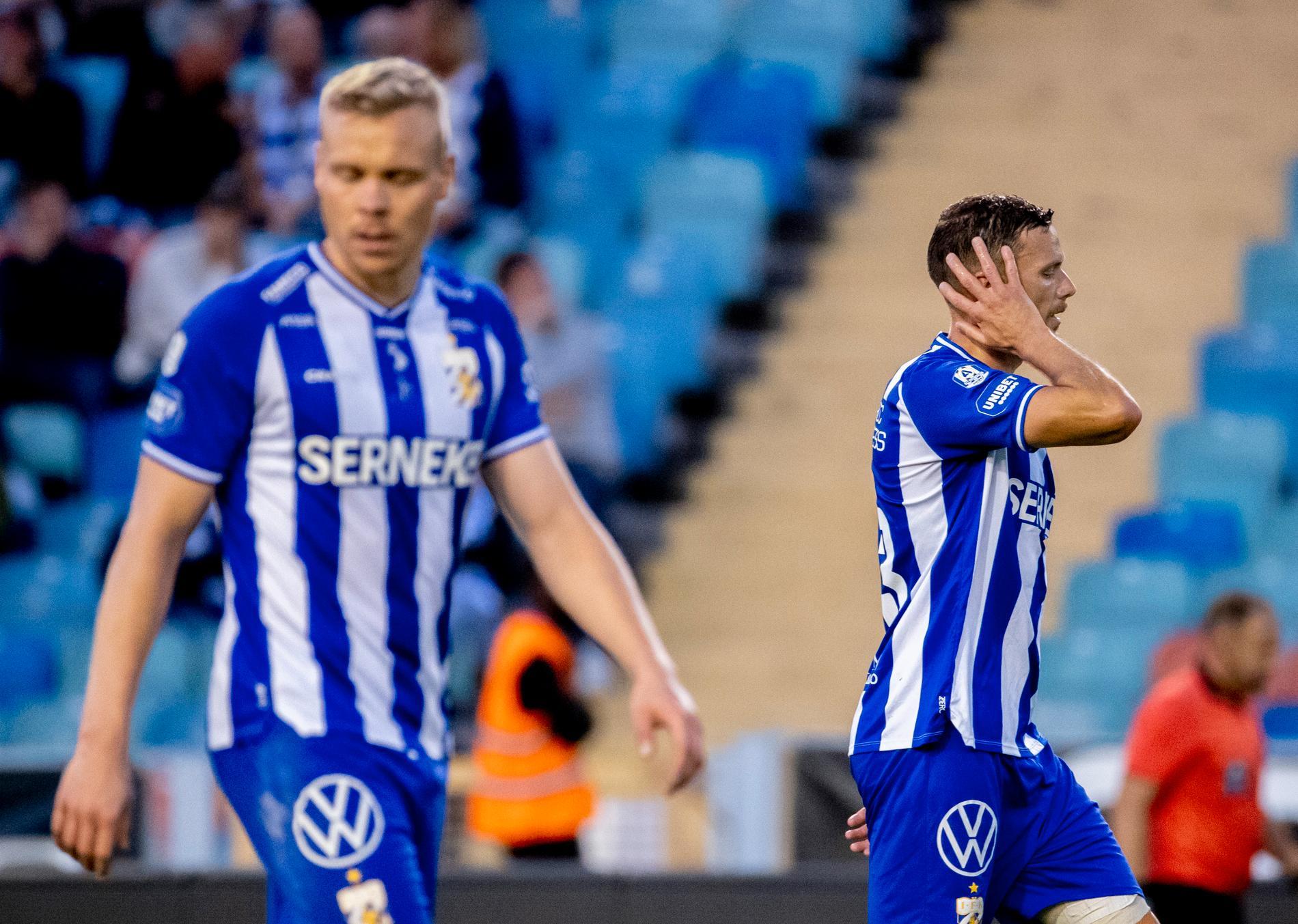 IFK Göteborg behåller Kolbeinn Sigthorsson, trots anklagelserna om sexuellt ofredande. Arkivbild.