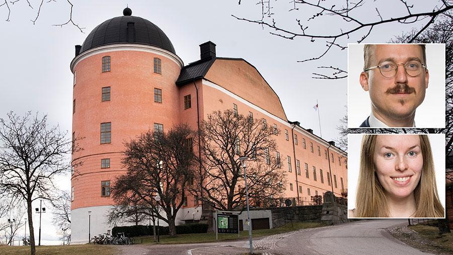 Det är som att de ingenting lärt från 60-talets kulturmord när man ser styrets förslag om ett nytt konstmuseum i Uppsala. Effekterna på kulturmiljön kring slottet skulle vara fullständigt förödande, skriver Simon O Pettersson och Linnea Bjuhr, SD.