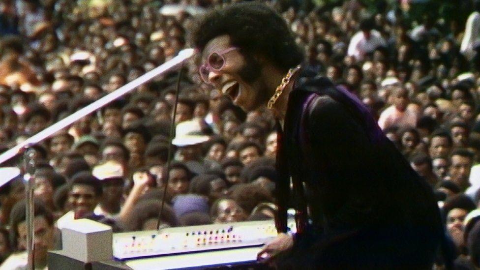 """""""Summer of soul"""" fångar Sly & The Family Stone på sin kreativa topp."""