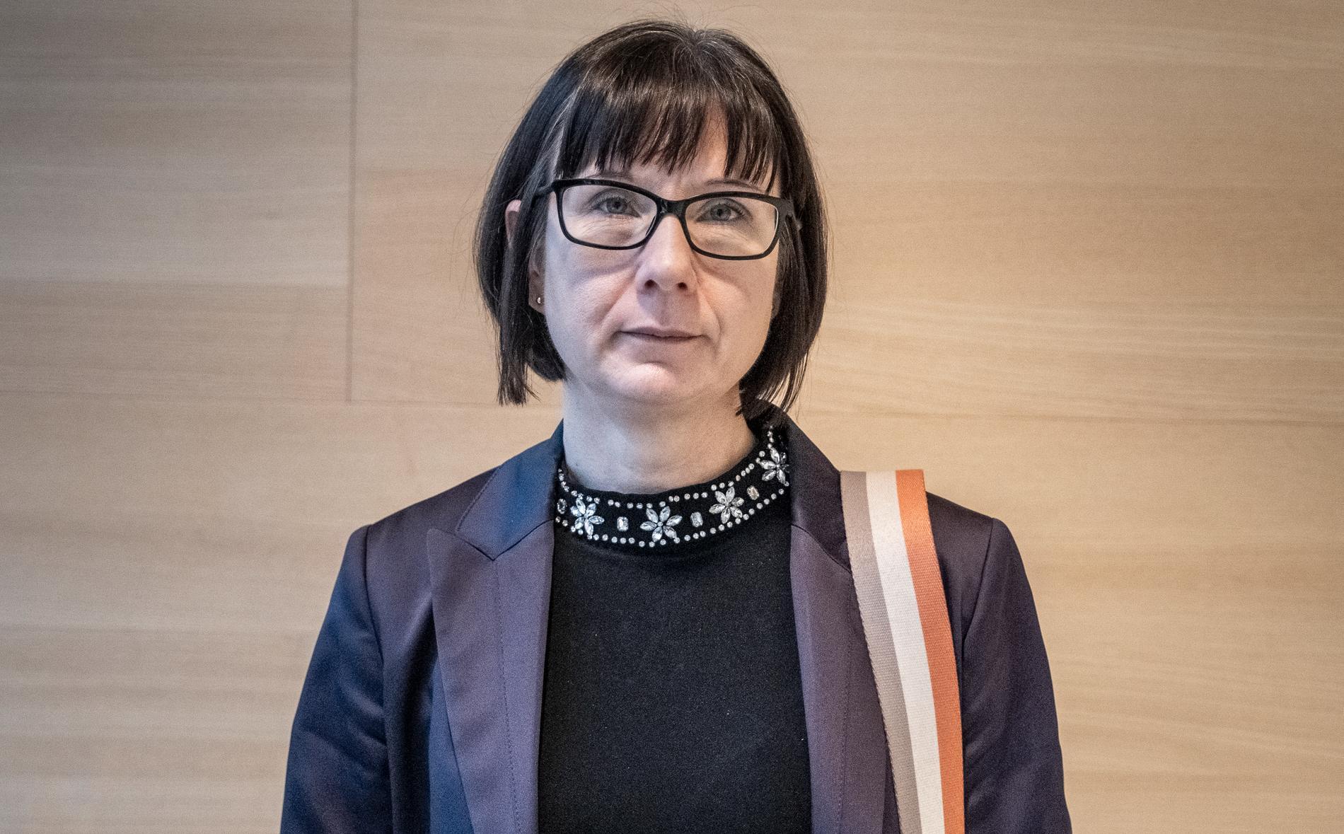 Åklagare Jenny Karlsson.