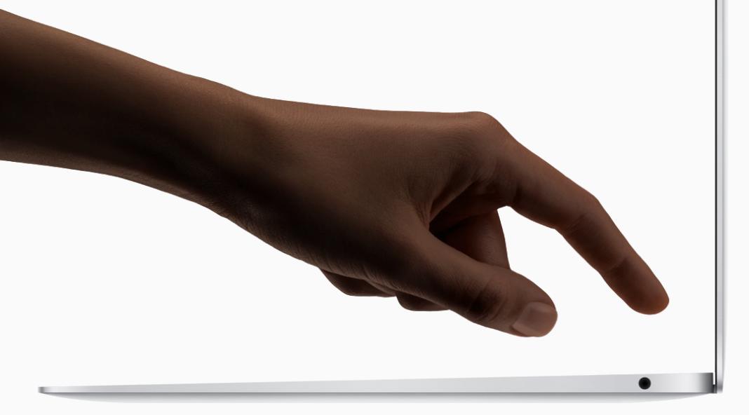 Nya Macbook Air får Touch ID.