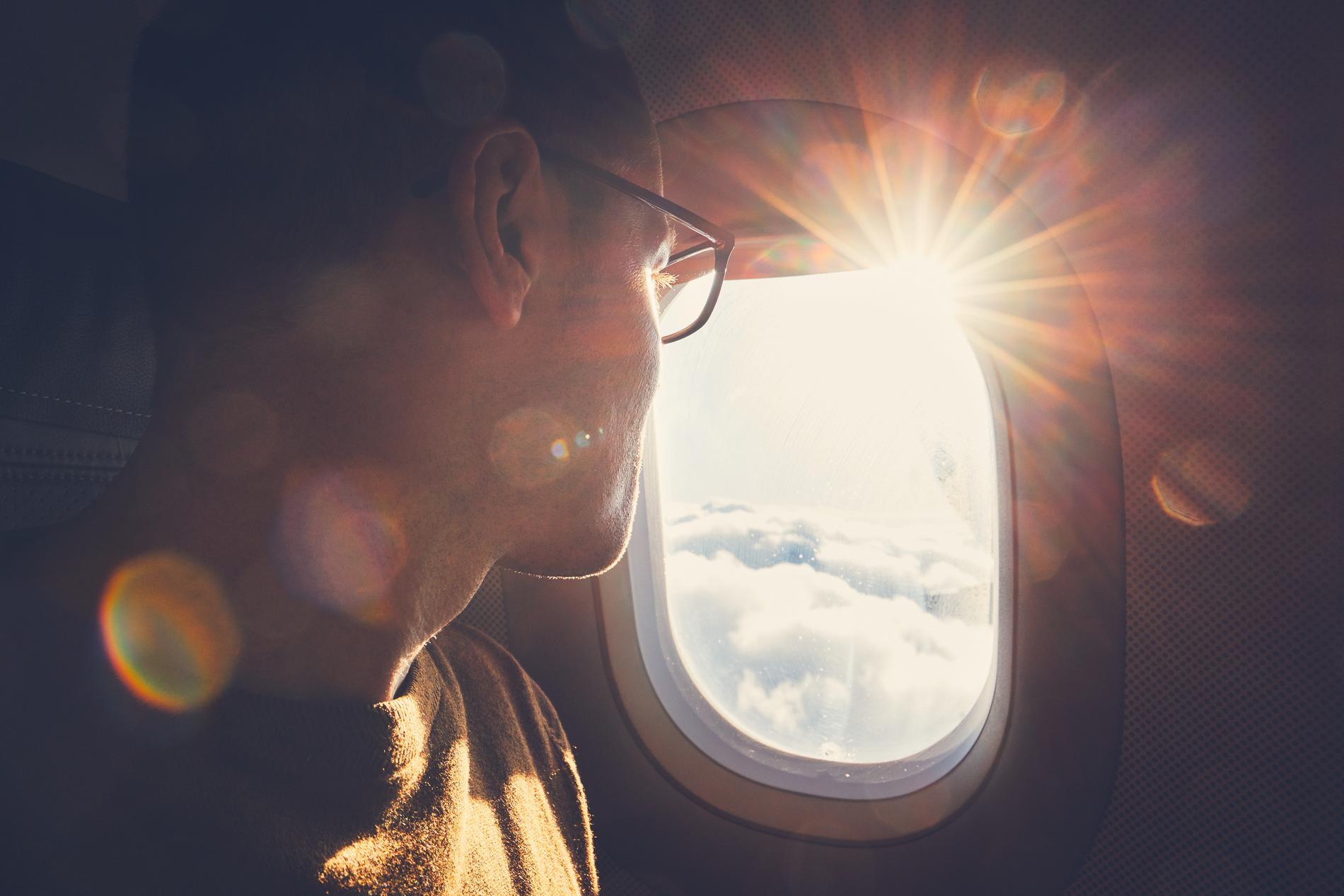 Att flyga i 19 timmar kan vara påfrestande, därför genomfördes olika tester.