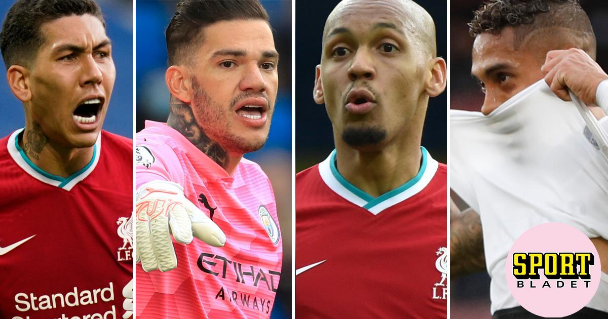 Premier League-stjärnorna stängs av efter VM-kvalet