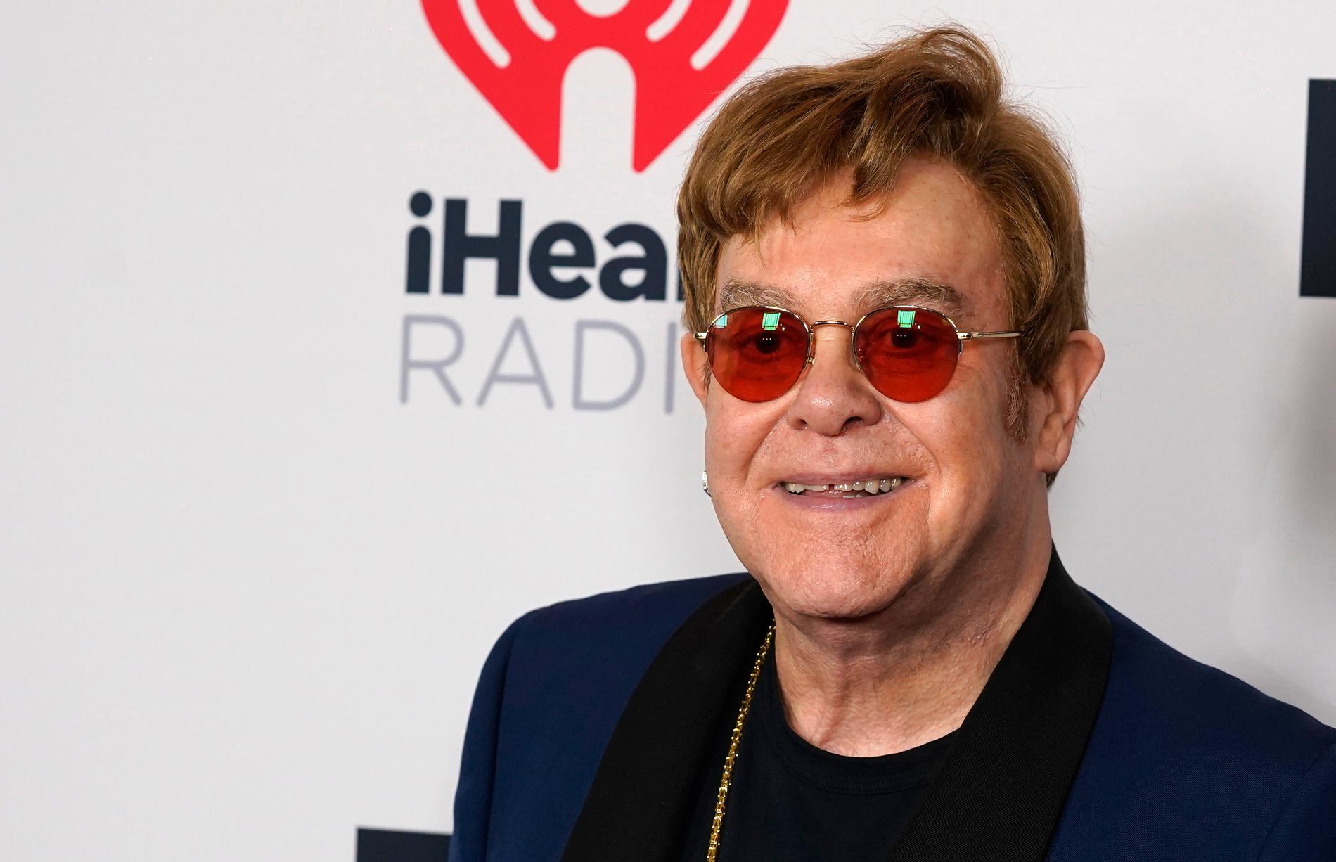 Elton John kommer inte till Stockholm i höst.